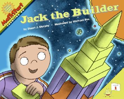Jack the Builder (MathStart 1) Cover Image