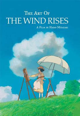 The Art of the Wind Rises Cover Image