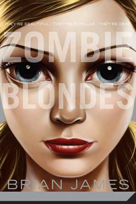 Zombie Blondes Cover Image