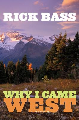 Why I Came West Cover