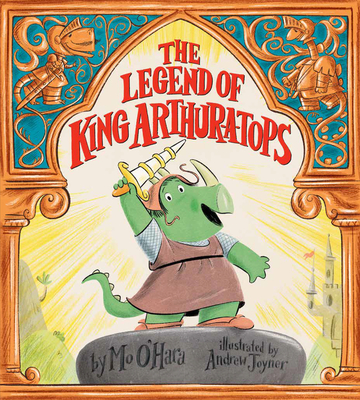 The Legend of King Arthur-a-tops Cover Image