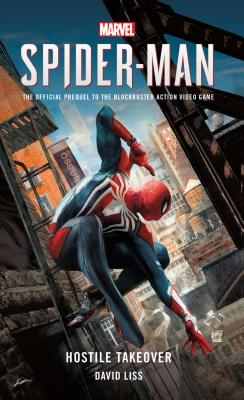 Marvel's SPIDER-MAN: Hostile Takeover Cover Image