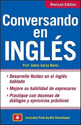 Conversando En Ingles, Third Edition Cover Image