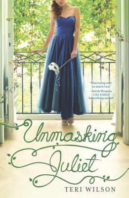 Unmasking Juliet Cover Image