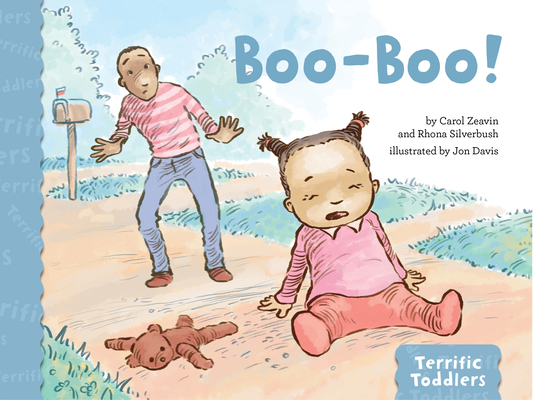 Boo-Boo! Cover Image