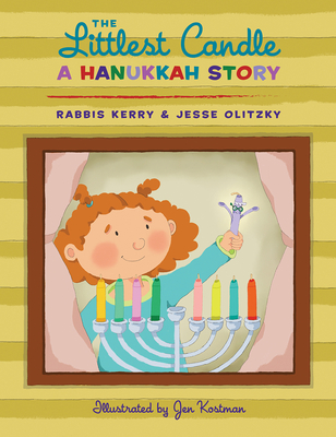 The Littlest Candle: A Hanukkah Story Cover Image