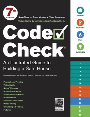 Code Check: 7th Edition (Code Check: An Illustrated Guide to Building a Safe House) Cover Image