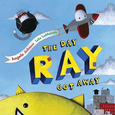The Day Ray Got Away Cover
