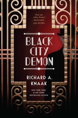 Black City Demon Cover