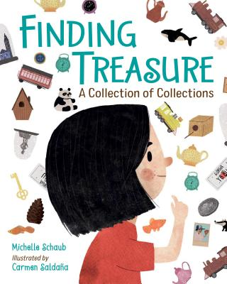 Finding Treasure: A Collection of Collections Cover Image