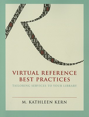 Cover for Virtual Reference Best Practices