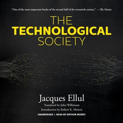 The Technological Society Lib/E Cover Image