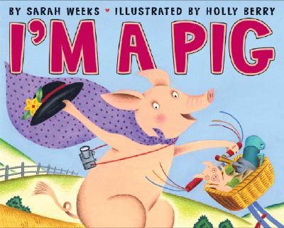 I'm a Pig Cover