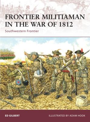 Frontier Militiaman in the War of 1812 Cover