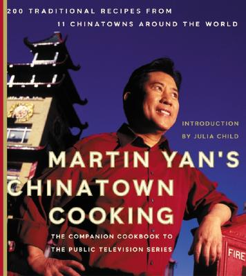 Martin Yan's Chinatown Cooking Cover