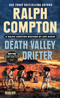 Ralph Compton Death Valley Drifter (The Gunfighter Series) Cover Image