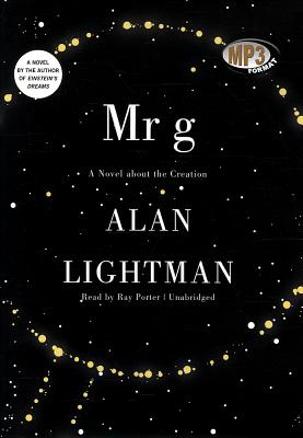 Mr. G: A Novel about the Creation Cover Image