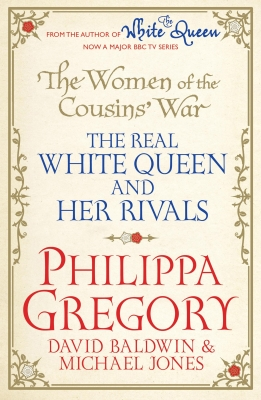Cover for The Women of the Cousins' War