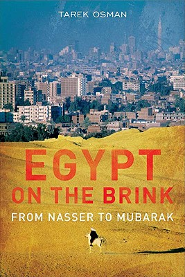 Egypt on the Brink: From Nasser to Mubarak Cover Image