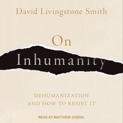 Cover for On Inhumanity