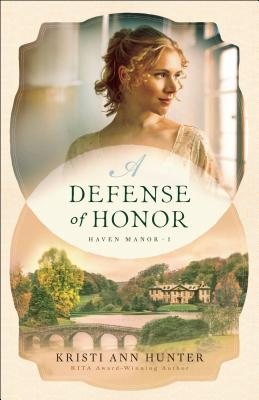 A Defense of Honor (Haven Manor #1) Cover Image