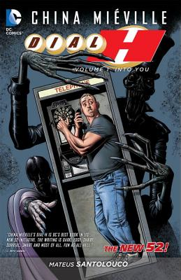 Dial H, Volume 1 Cover