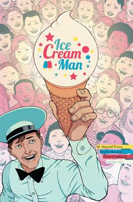 Ice Cream Man Volume 1: Rainbow Sprinkles Cover Image