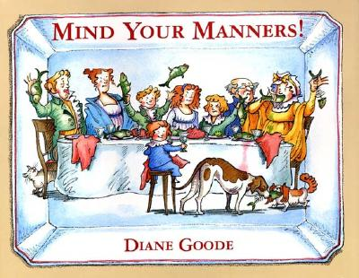 Mind Your Manners! Cover