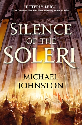 Silence of the Soleri (The Amber Throne #2) Cover Image