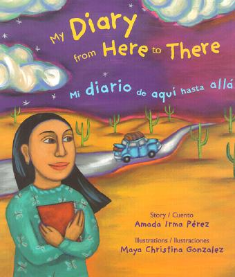 My Diary from Here to There Cover