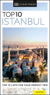 DK Eyewitness Top 10 Istanbul (Pocket Travel Guide) Cover Image