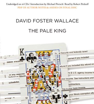 The Pale King Cover Image