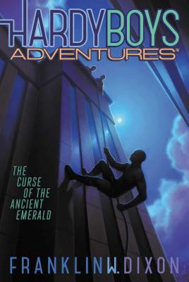 Cover for The Curse of the Ancient Emerald (Hardy Boys Adventures #9)