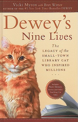 Cover for Dewey's Nine Lives