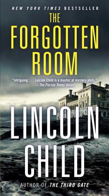 The Forgotten Room (Jeremy Logan Series #4) Cover Image