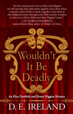 Wouldn't It Be Deadly Cover Image