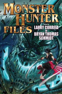 The Monster Hunter Files Cover