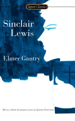 Cover for Elmer Gantry