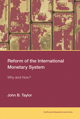 Cover for Reform of the International Monetary System