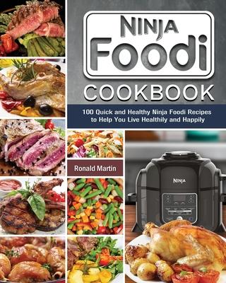 Ninja Foodi Cookbook Cover Image