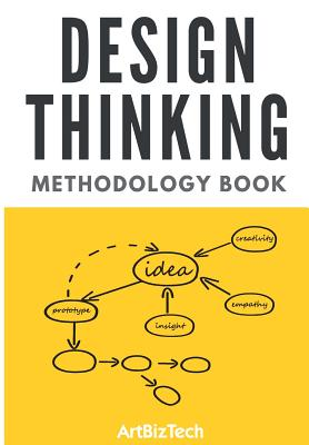Design Thinking Methodology Book Cover Image