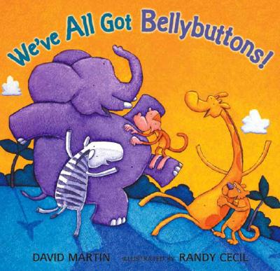 We've All Got Bellybuttons! Cover