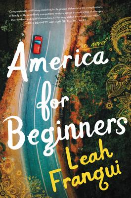 America for Beginners: A Novel Cover Image