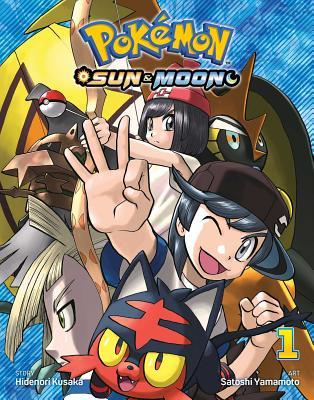 Pokémon: Sun & Moon, Vol. 1 Cover Image