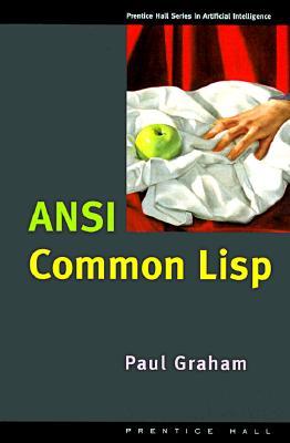 ANSI Common LISP Cover
