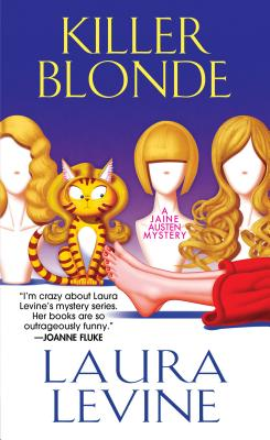 Killer Blonde (A Jaine Austen Mystery #3) Cover Image