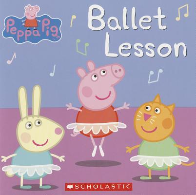 Ballet Lesson (Peppa Pig) Cover Image