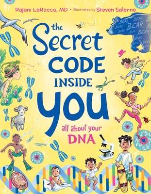 The Secret Code Inside You Cover Image