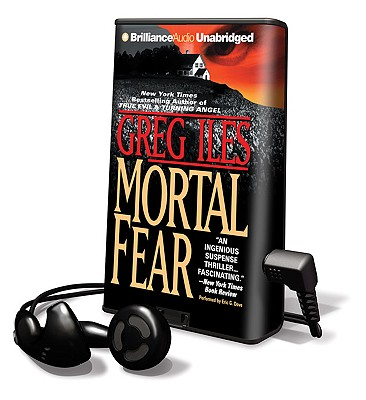 Mortal Fear [With Earbuds] (Playaway Adult Fiction) Cover Image