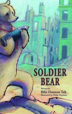 Soldier Bear Cover